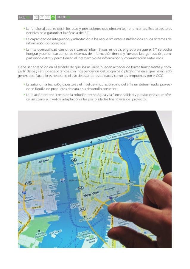 PÁG. 76    00 01 02 03 PARTE 03   `` La       funcionalidad, es decir, los usos y prestaciones que ofrecen las herramienta...