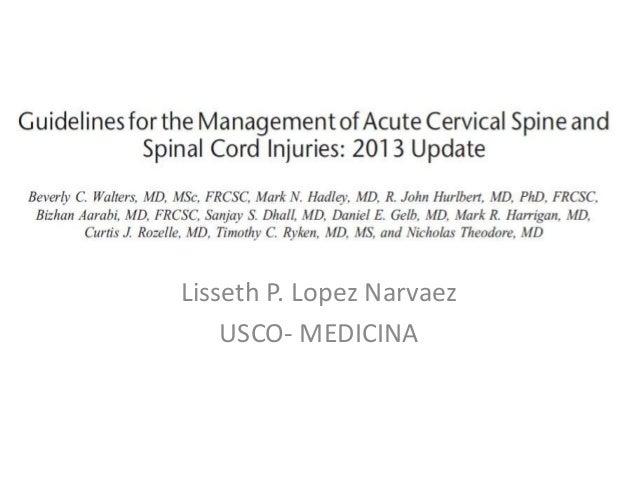 Lisseth P. Lopez Narvaez USCO- MEDICINA