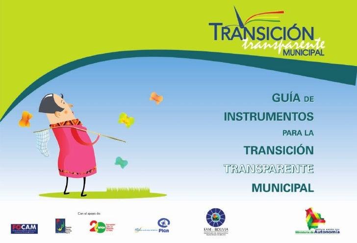 CONTENIDO1.   Introducción                                                 32.   La información municipal                 ...
