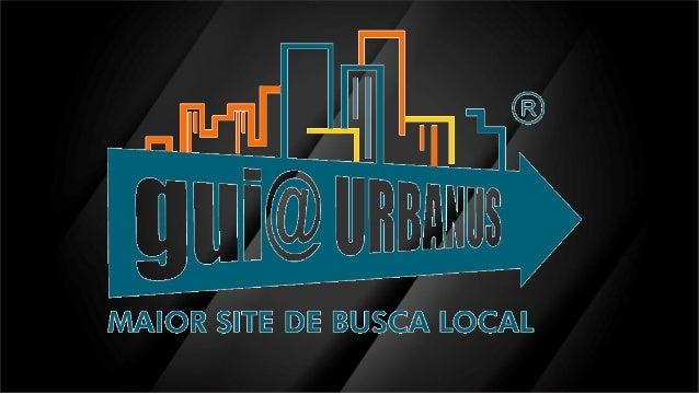 Guia Urbanus Os números que serão apresentados aqui não devem ser considerados garantias de seus lucros ou ganhos. O Suces...
