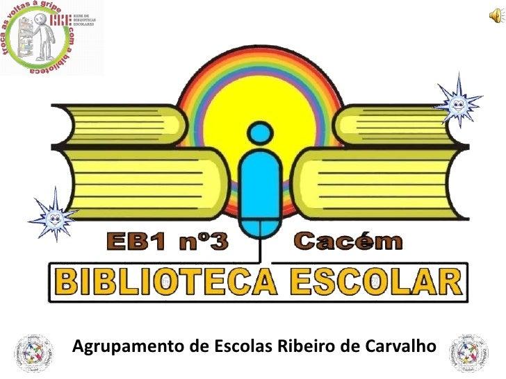 Agrupamento de Escolas Ribeiro de Carvalho<br />