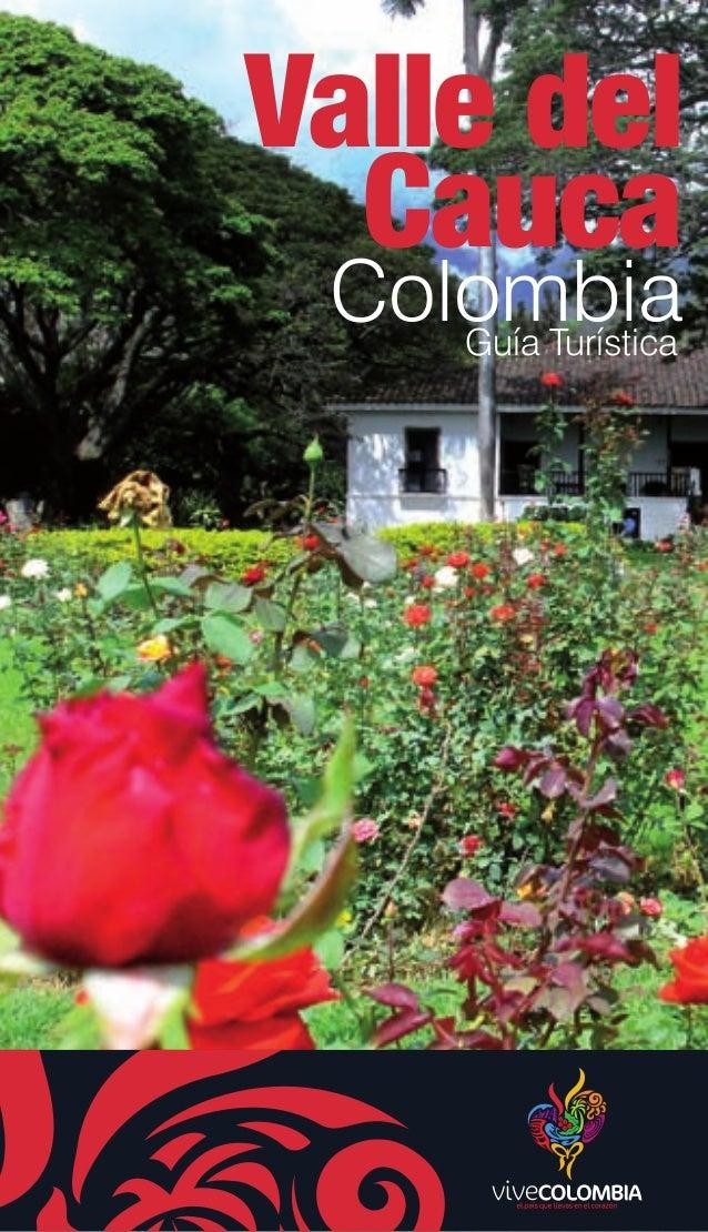 ColombiaGuía Turística Valle del Cauca