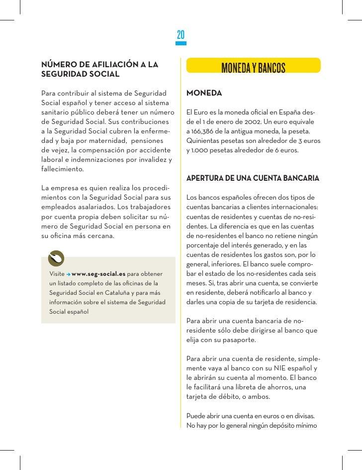 Bienvenido a barcelona - Oficina seguridad social barcelona ...
