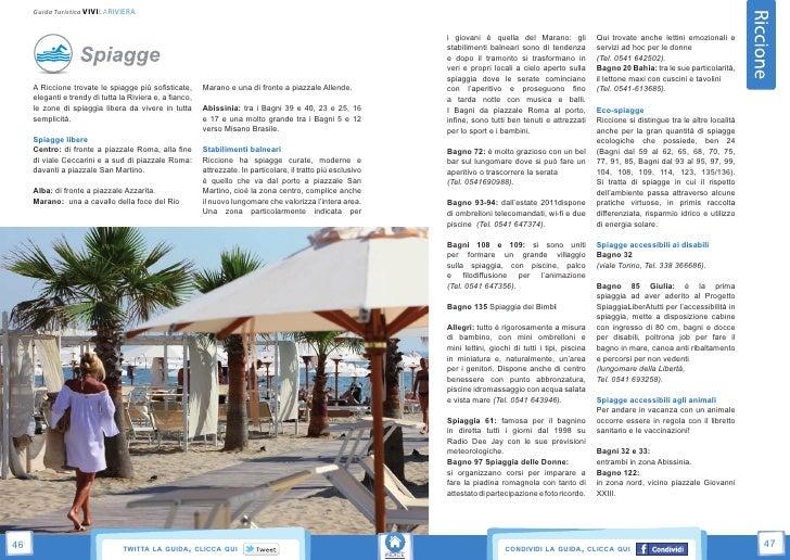 La Guida turistica di Riccione   www.info-alberghi.com