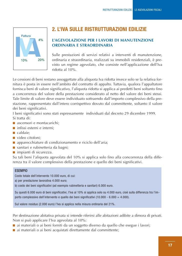 Ristrutturazione Bagno ristrutturazione bagno agenzia entrate : Guida Agenzia Entrate agevolazioni edilizie FEBBRAIO 2012