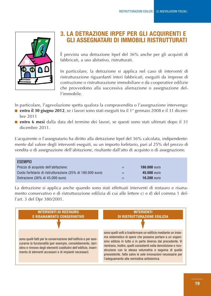 Guida Agenzia Entrate agevolazioni edilizie FEBBRAIO 2012 : ristrutturazione bagno agenzia entrate : Ristrutturazione Bagno