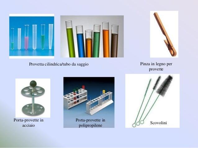 Guida al laboratorio di chimica biologia scienze for Provette e portaprovette