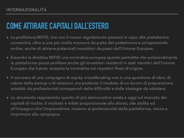 guida definitiva all u0026 39 equity crowdfunding in italia