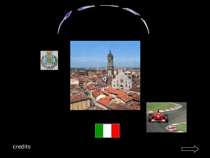 Monza credits
