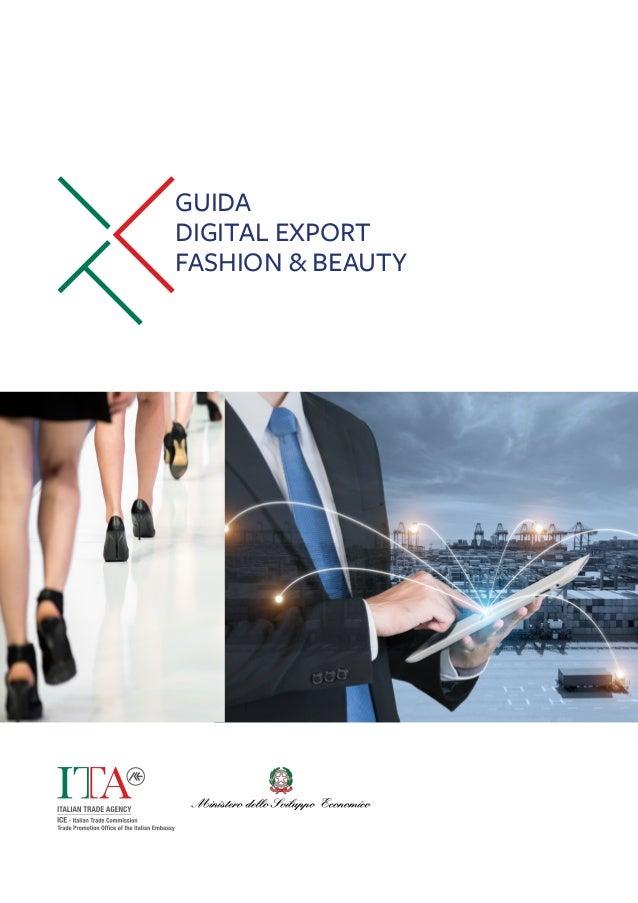 GUIDA DIGITAL EXPORT FASHION & BEAUTY