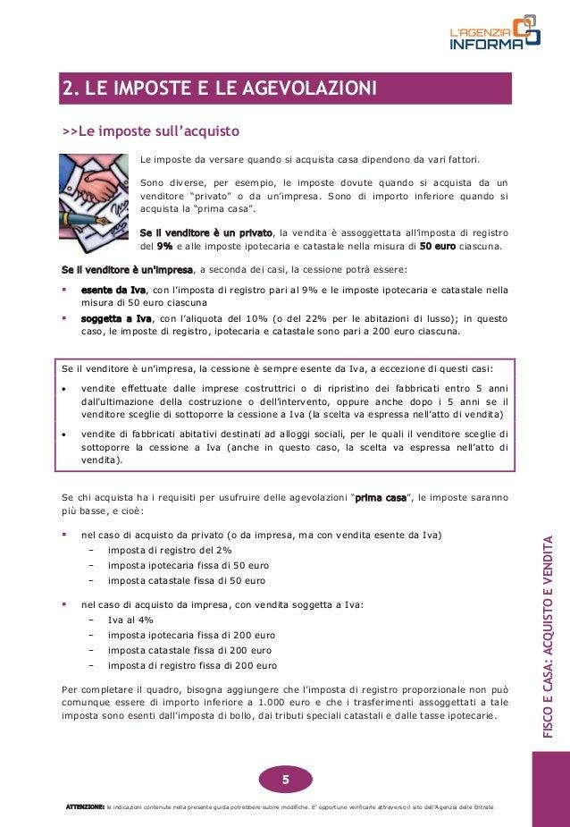 Immobiliare guida fisco e casa acquisto e vendita 201412 - Contratto preliminare esempio ...