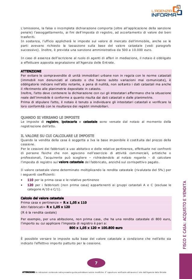 Tassa acquisto prima casa with tassa acquisto prima casa - Calcolo costo notaio acquisto prima casa ...