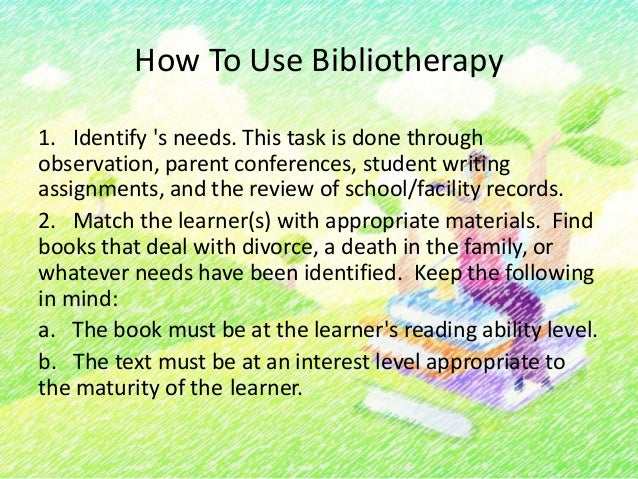 c. The theme of the readings should match theidentified needs of the learner.d. The characters should be believable so tha...