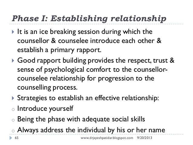 counselling skills egan