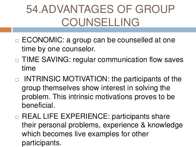 group counselling essay Group counselling on studybaycom - psychology, essay - nashon | 292768.