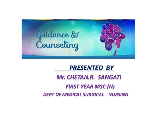 PRESENTED BY Mr. CHETAN.R. SANGATI FIRST YEAR MSC (N) DEPT OF MEDICAL SURGICAL NURSING