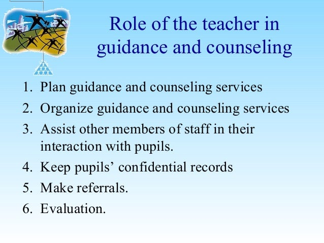 importance of guidance and counselling in schools The importance of guidance and counselling in  of guidance and counselling in primary schools,  nigerian journal of guidance and counselling.