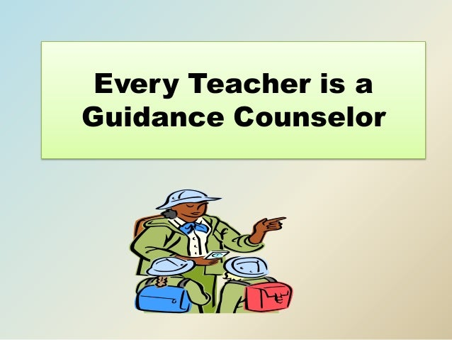 how to become a guidance teacher