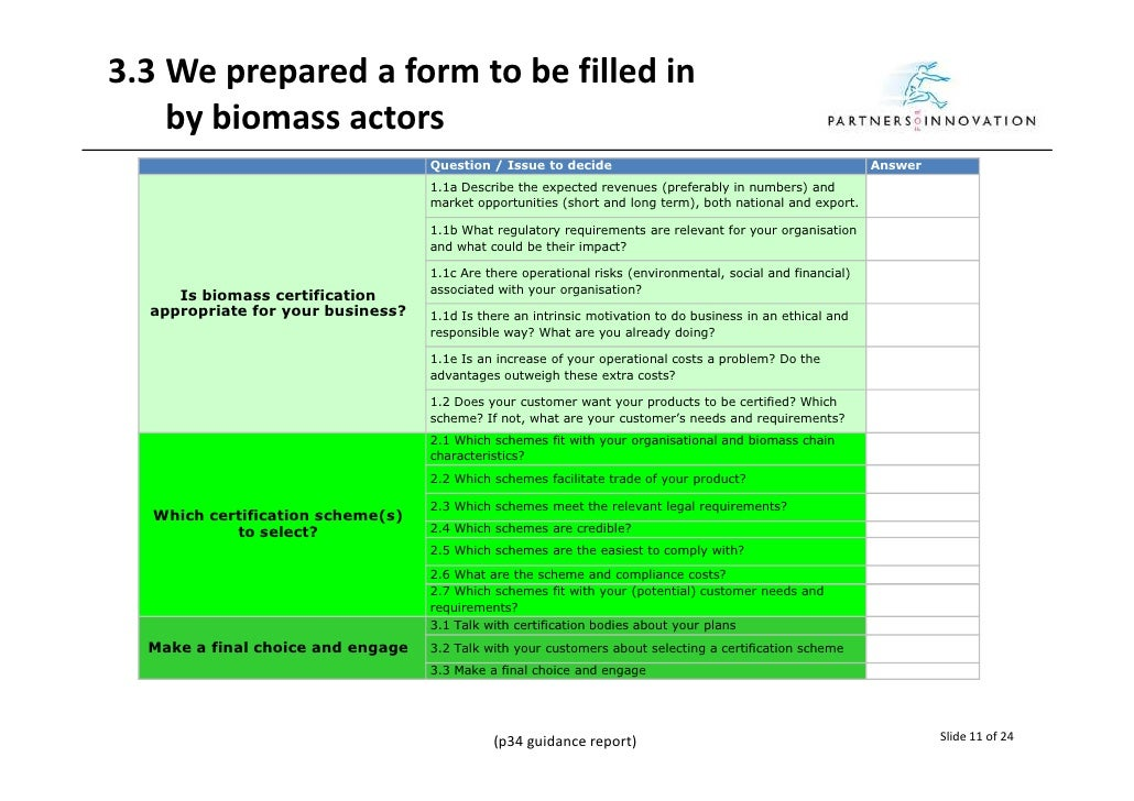 Guidance Biomass Certification Partners For Innovation Nl Agency
