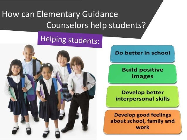Guidance Counseling For Elementary In The Philippines