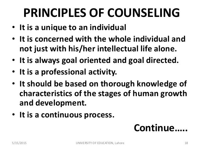 Guidance and counseling (final)