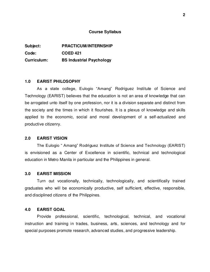 training report sample pdf