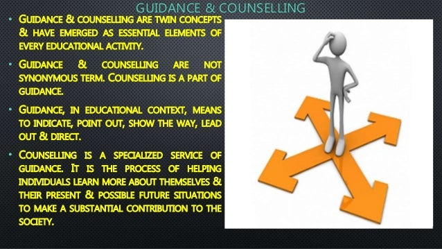 Guidance in secondary schools Slide 3