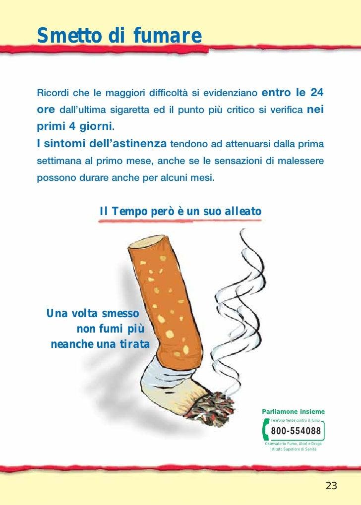 I magneti per smettere di fumare listruzione