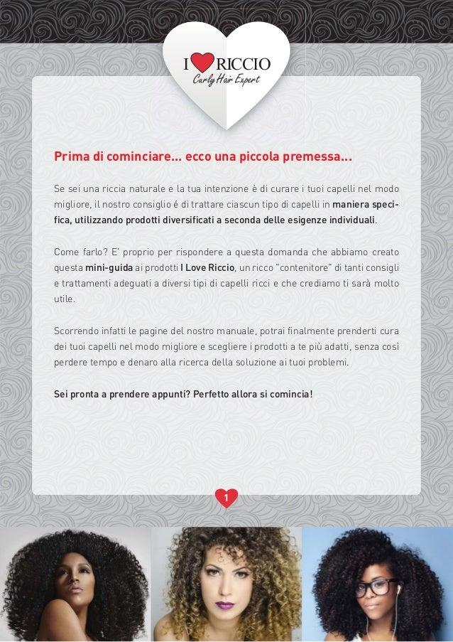 Mini-Guida realizzata per il brand I Love Riccio 33c68ae34f74