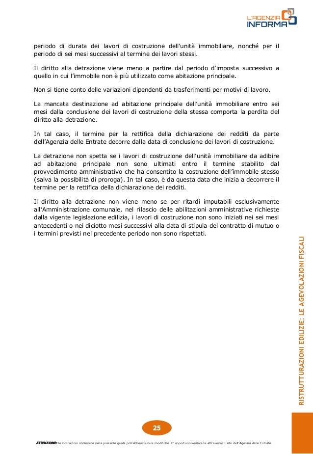 Ristrutturazione Bagno ristrutturazione bagno agenzia entrate : Guida ristrutturazioni edilizie - Bonus 50% - Settembre 2014