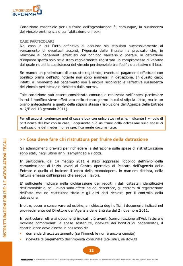 Agenzia delle entrate guida 2016 ristrutturazioni edilizie for Agenzia delle entrate ristrutturazioni edilizie
