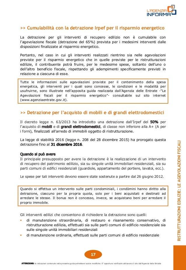 Detrazione ristrutturazioni per ristrutturazioni edilizie for Detrazione fiscale stufe a pellet agenzia entrate