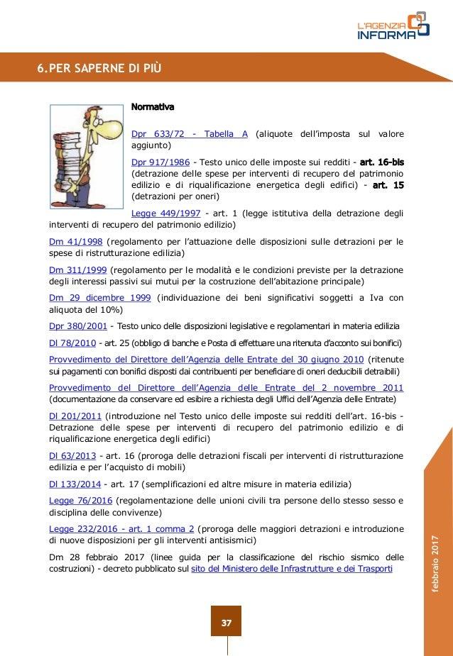 ... Caratteri Essenziali; 38.
