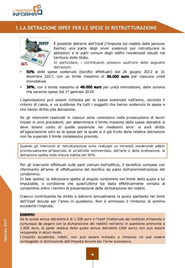 Guida ristrutturazioni edilizie 2017 - Guida fiscale ristrutturazione ...