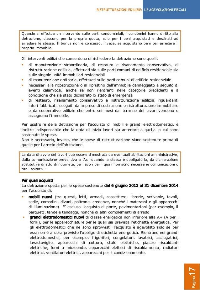 Detrazione Acquisto Cucina. Free Verande E Detrazioni Fiscali For ...