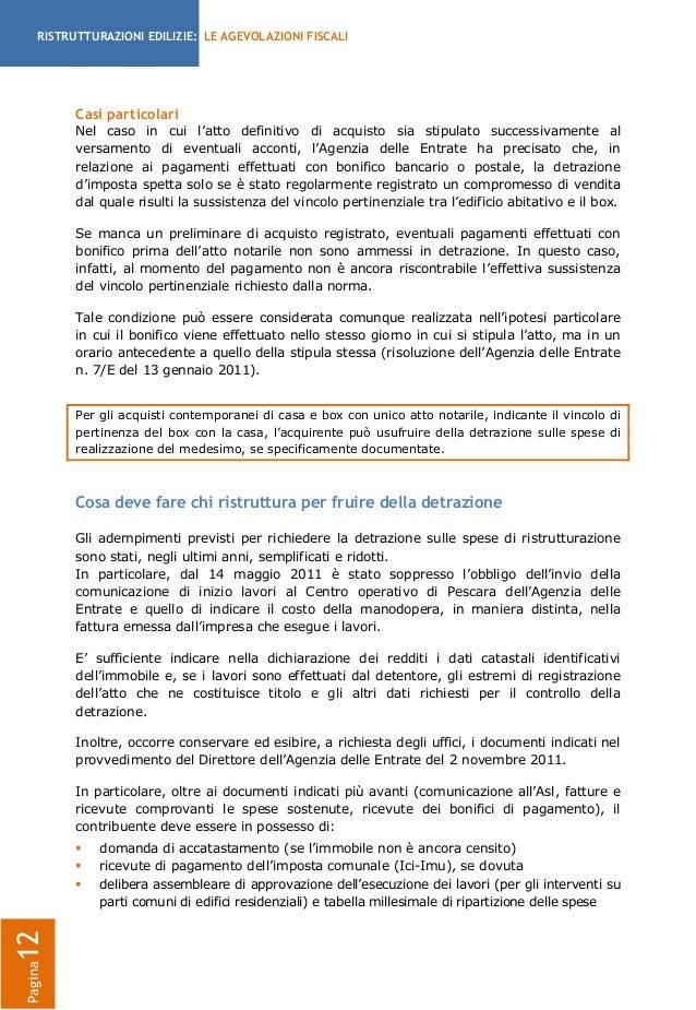 Guida detrazioni fiscali per le ristrutturazioni