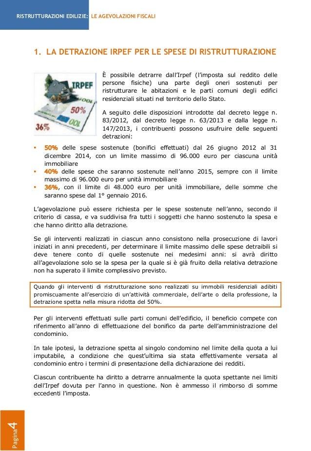 ristrutturazione bagno agevolazioni fiscali 2015 guida detrazioni fiscali per le ristrutturazioni