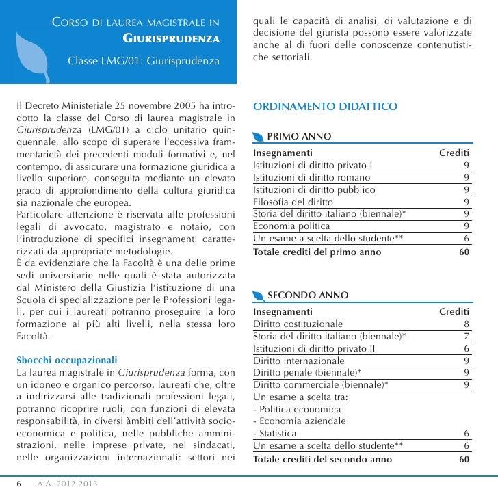 CORSO     DI LAUREA MAGISTRALE IN                quali le capacità di analisi, di valutazione e di                        ...