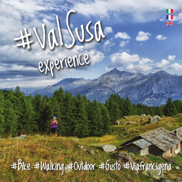 #ValSusa experience #Bike #Walking #Outdoor #Gusto #Viafrancigena