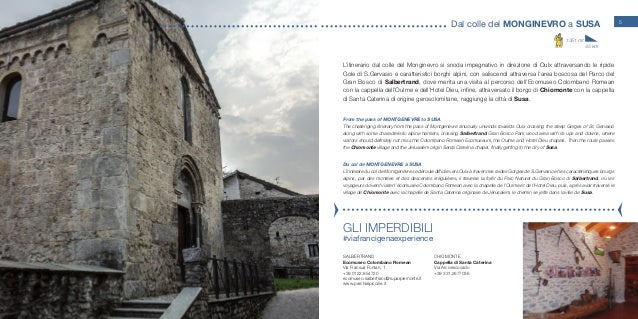 Guida della via francigena in valdisusa Slide 3