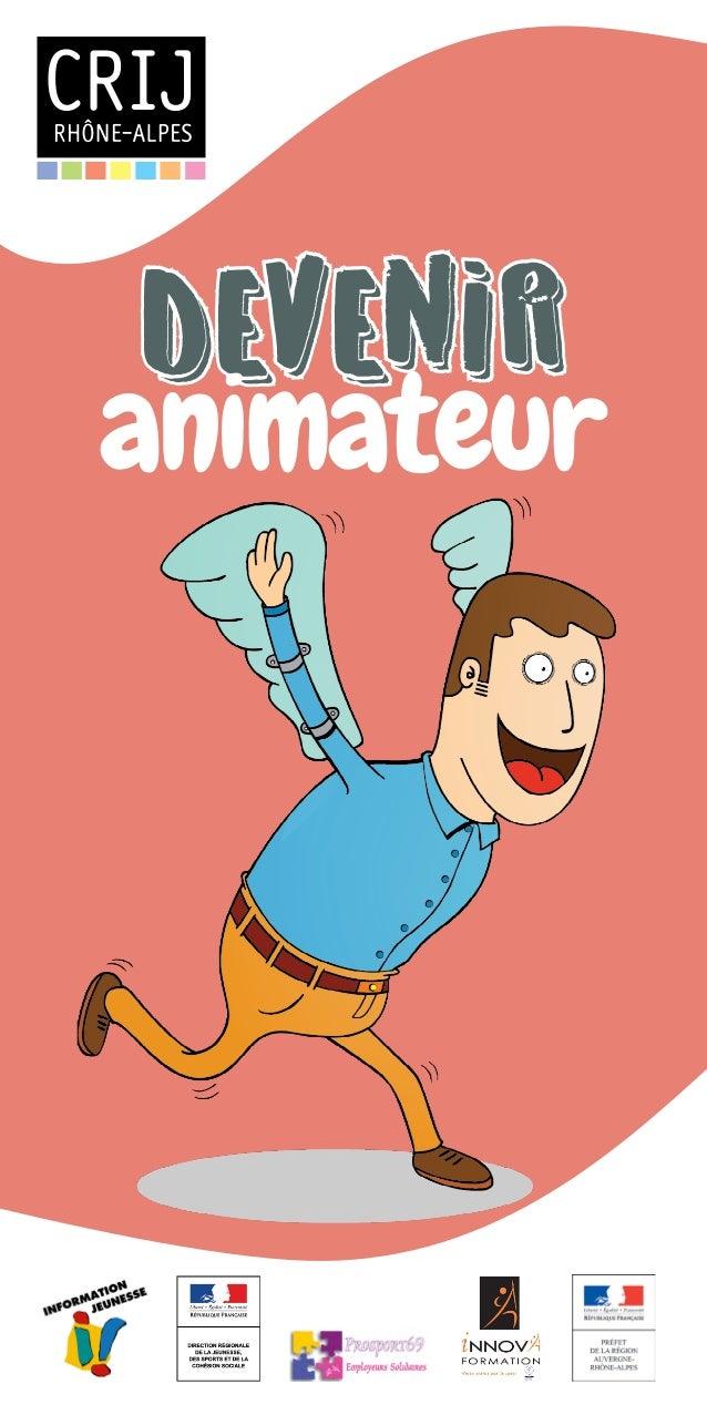 DEVENIR animateur