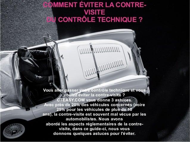 Le Guide Du Controle Technique Par CTeasy
