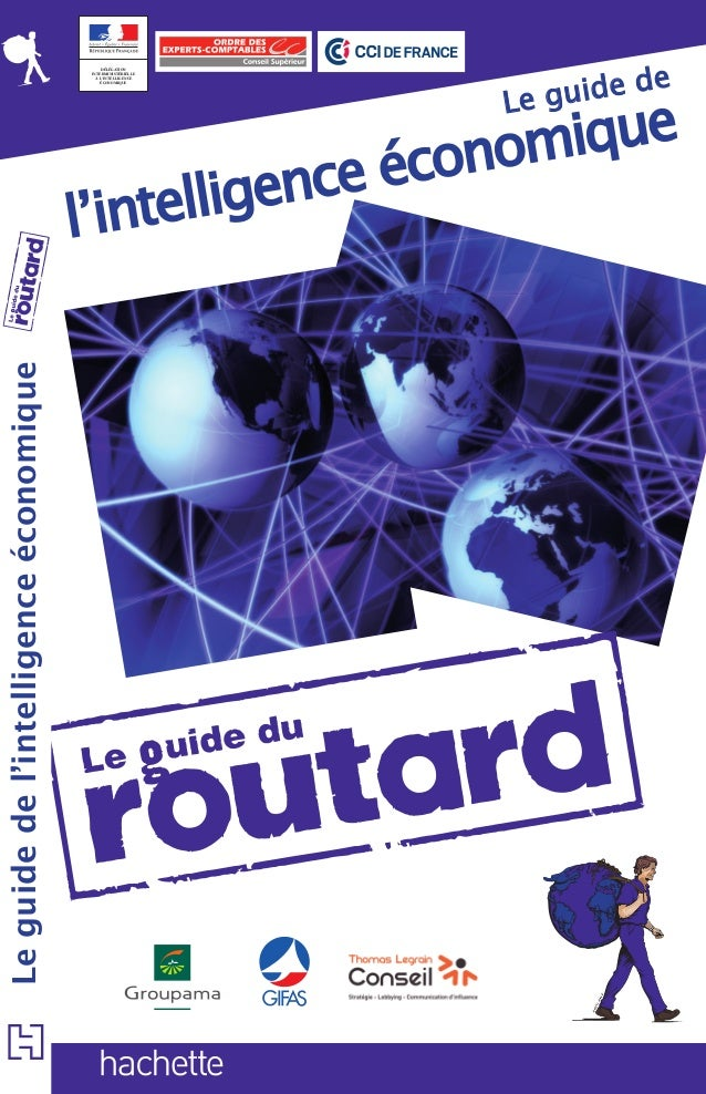 Le guide de l' intelligence      économique                                                                               ...