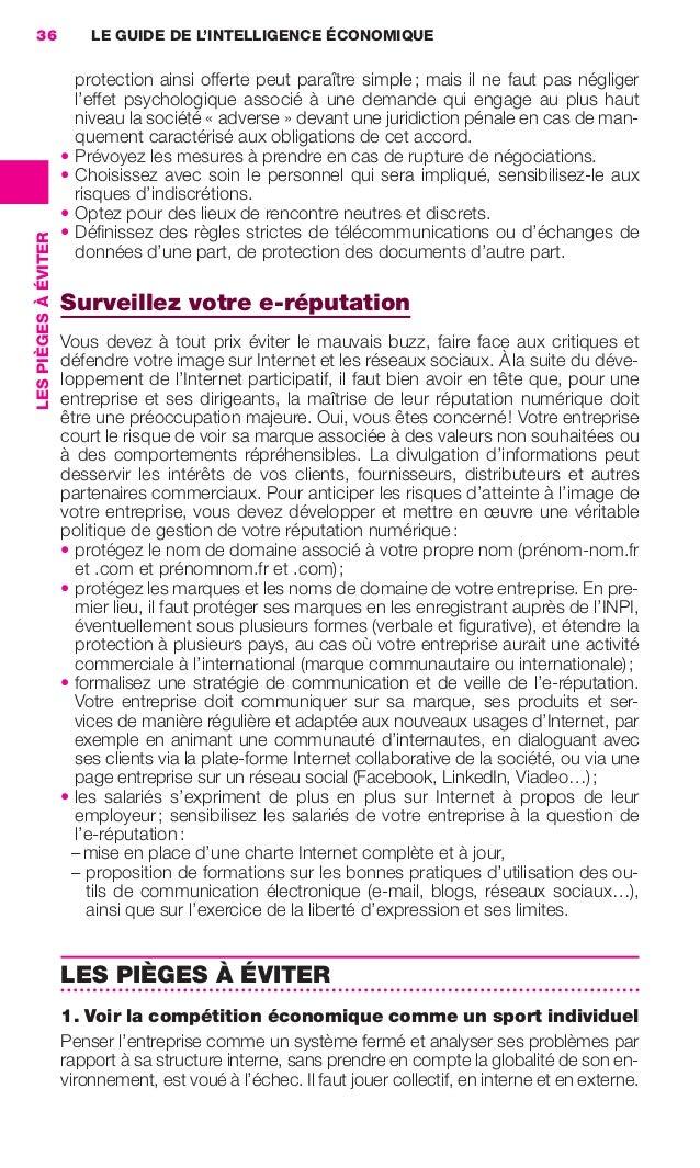 Guide de l'intelligence économique 2012 (Guide du routard)