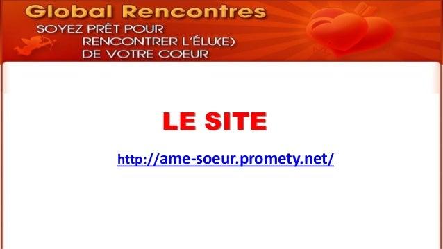 LE SITE http://ame-soeur.promety.net/
