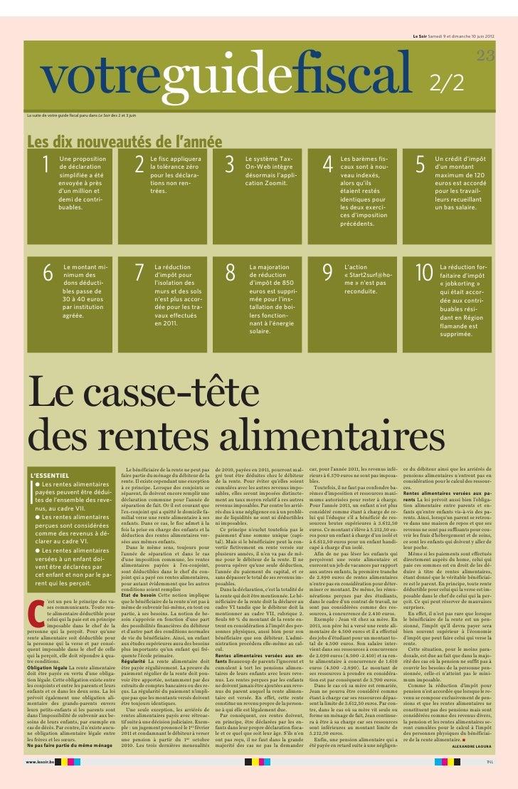 Le Soir Samedi 9 et dimanche 10 juin 2012                                                                                 ...