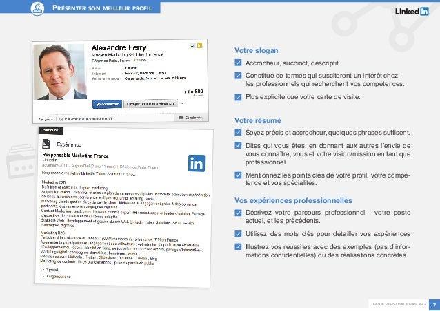 guide pour un profil complet et efficace sur linkedin