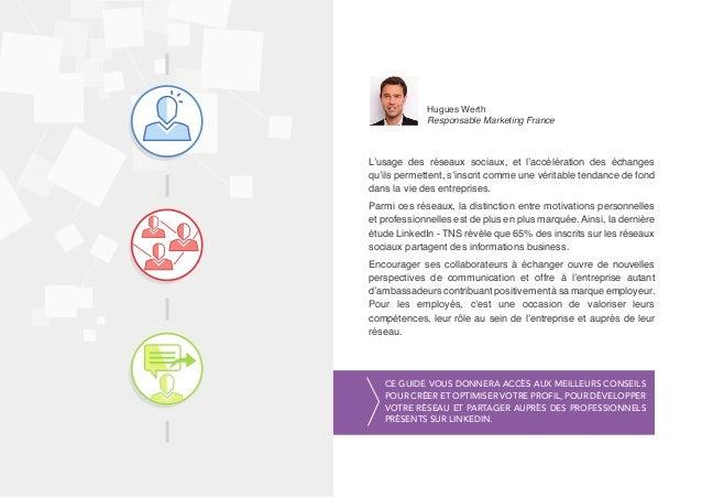 Guide linkedin complet pour les entreprises Slide 2