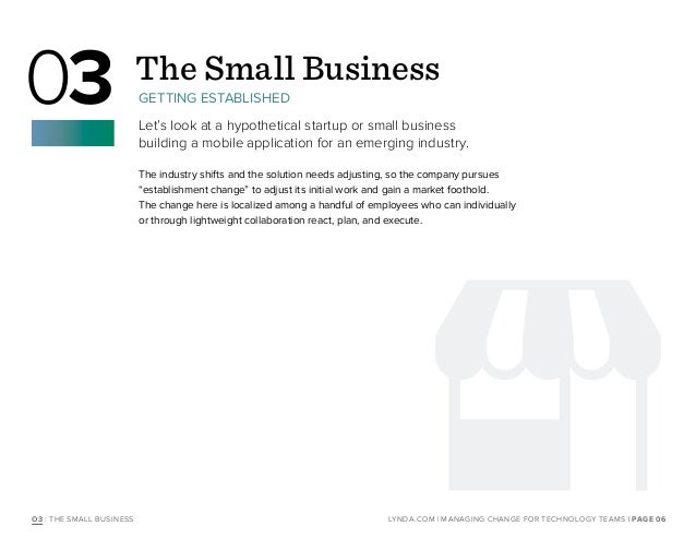 ceo vp marketingvp product develpment quality engineer office manager developer The Small Business O3 : THE SMALL BUSINESS...