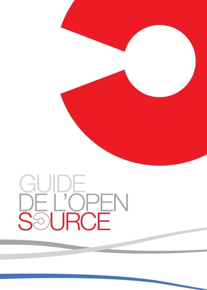 Sommaire    INTRODUCTION6    LA BELLE ÈRE DE L'OPEN8    AU SERVICE DE L'ENTREPRISE, DE LA SOCIÉTÉ,    DU CITOYEN10    U...